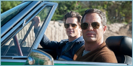 Matt Bomer y Mark Ruffalo