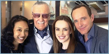 Stan Lee en Agents of S.H.I.E.L.D.