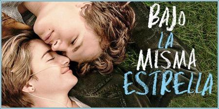 Bajo La Misma Estrella The Fault In Our Stars 2014 Kinefilia