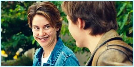 Shailene Woodley es Hazel Grace Lancaster