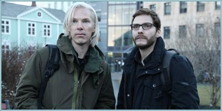 Benedict Cumberbatch y Daniel Brühl
