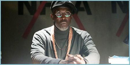 Michael K. Williams es Carmelo