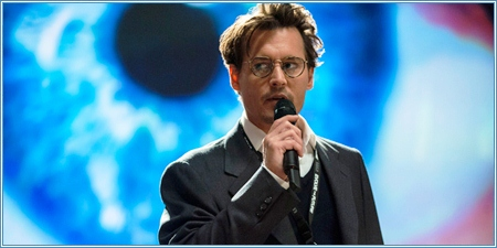 Johnny Depp es el doctor Will Caster