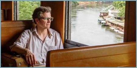 Colin Firth es Eric Lomax