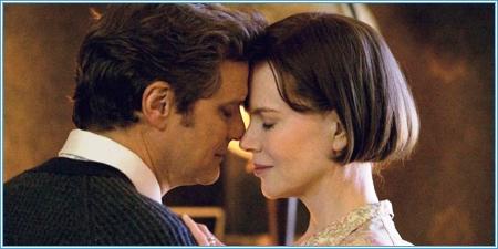 Colin Firth y Nicole Kidman