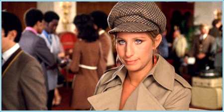 """Barbra Streisand en """"¿Qué me pasa, doctor?"""""""