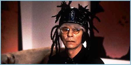 "David Bowie en ""Basquiat"""