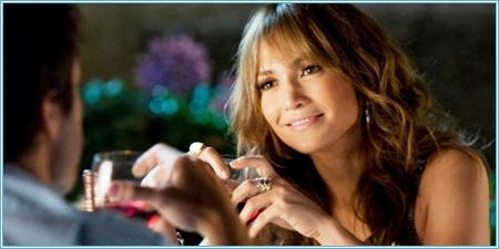 "Jennifer Lopez en ""El plan B"""