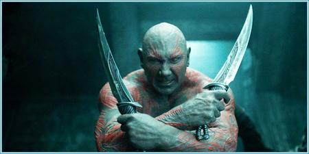 """Dave Bautista es Drax """"El destructor"""""""