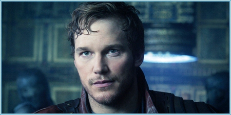 Chris Pratt es Peter Quill