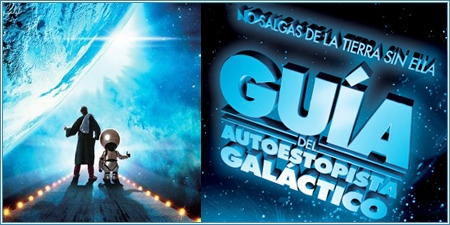 Guía del autoestopista galáctico (The hitchhiker's guide to the galaxy)
