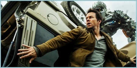 Mark Wahlberg es Cade Yeager