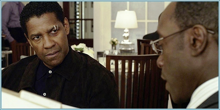 Denzel Washington y Don Cheadle