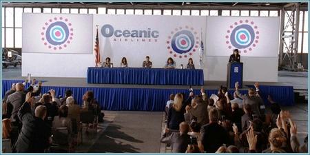 """""""Los seis de Oceanic"""""""