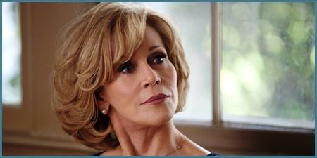 Jane Fonda es Hillary Altman