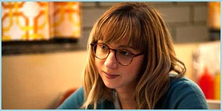 Zoe Kazan es Chantry