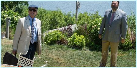 Michael Douglas y Rob Reiner