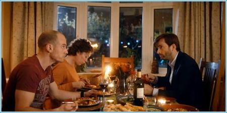 Cena en casa de los Miller