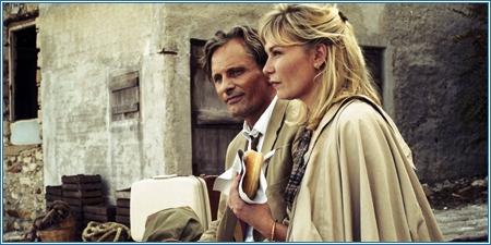 Viggo Mortensen y Kirsten Dunst