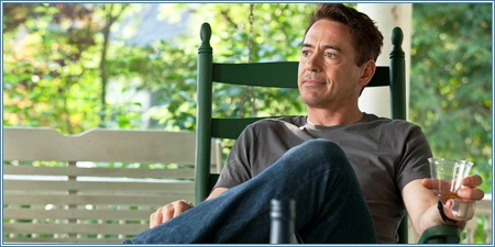 Robert Downey Jr. es Hank Palmer