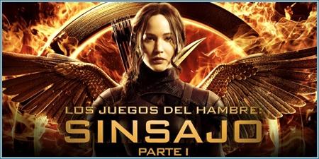 Los Juegos del Hambre: Sinsajo, parte 1 (The Hunger Games: Mockingjay, part 1)