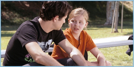Joseph Gordon-Levitt y Chloë Grace Moretz