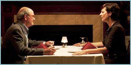 Richard Jenkins y Allison Janney