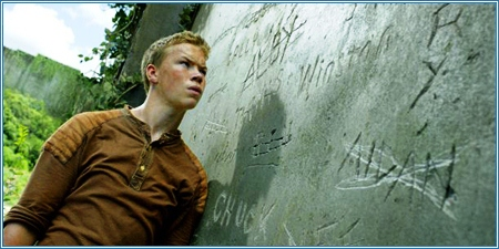 Will Poulter es Gally