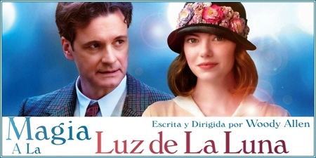 Magia a la luz de la Luna (Magic in the moonlight)
