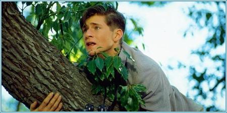 Crispin Glover es George McFly