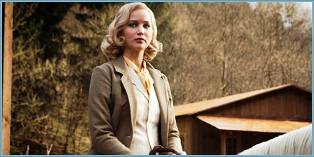 Jennifer Lawrence es Serena