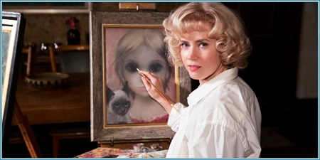 Amy Adams es Margaret Keane