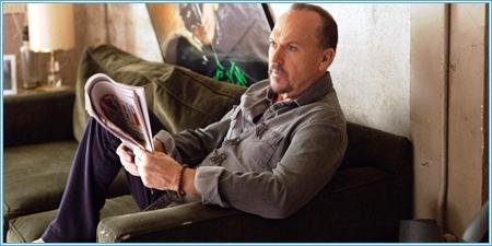 Michael Keaton es Riggan Thomson