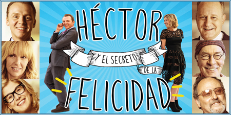 Héctor y el secreto de la felicidad (Hector and the search for happiness)