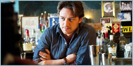 James McAvoy es Conor Ludlow