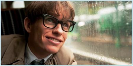 Eddie Redmayne es Stephen Hawking