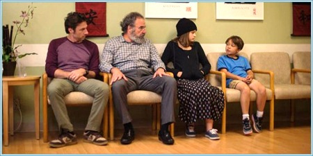 Zach Braff, Mandy Patinkin, Joey King y Piece Gagnon