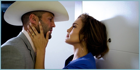 Jason Statham y Jennifer Lopez