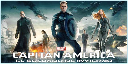 Capitán América: El Soldado de Invierno (Captain America: The Winter Soldier)