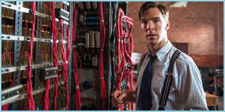 Benedict Cumberbatch es Alan Turing
