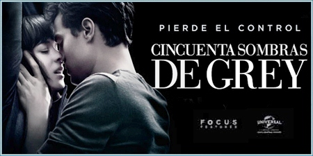 Cincuenta sombras de Grey (Fifty shades of Grey)