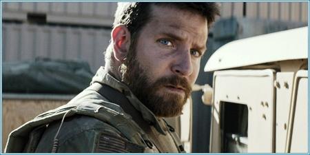 Bradley Cooper es Chris Kyle