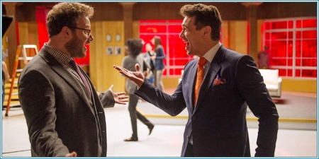 Seth Rogen y James Franco