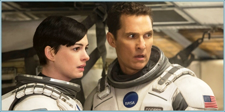 Anne Hathaway y Matthew McConaughey