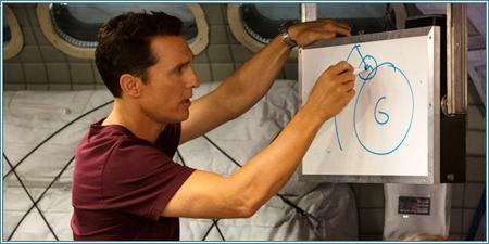 Matthew McConaughey es Joseph Cooper