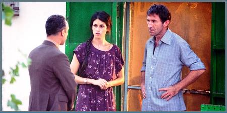 Javier Gutiérrez, Nerea Barros y Antonio de la Torre