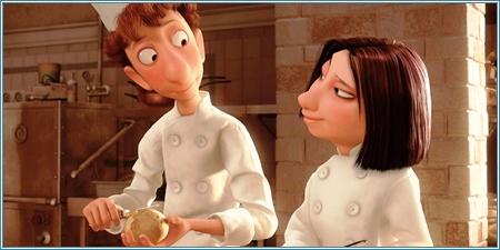 Linguini y Colette