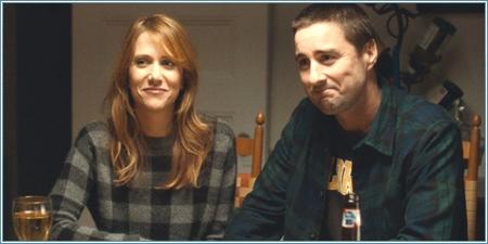 Kristen Wiig y Luke Wilson