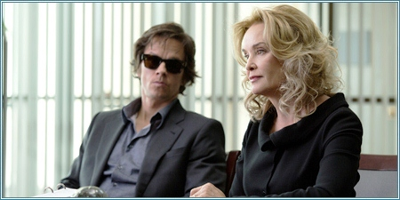 Mark Wahlberg y Jessica Lange