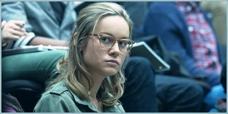 Brie Larson es Amy